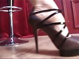 Lick and worship my shoes